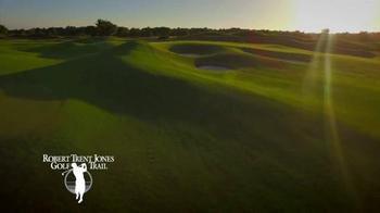 Robert Trent Jones Golf Trail TV Spot, 'Golden Days of Autumn' - Thumbnail 8