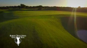 Robert Trent Jones Golf Trail TV Spot, 'Golden Days of Autumn' - Thumbnail 9