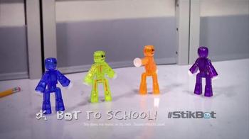 Stikbot TV Spot, 'Bot to School Episode Two: Lockers!'