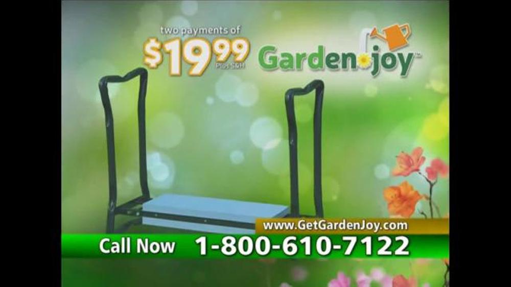 garden joy tv commercials ispottv - Garden Joy