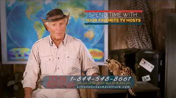 Litton's Ocean Adventure Caribbean Cruise TV Spot, 'Celebrity Cruise' - 6 commercial airings