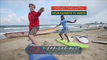 Litton's Ocean Adventure Caribbean Cruise TV Spot, 'Celebrity Cruise' - Thumbnail 2