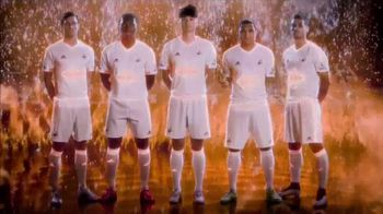 Swansea City AFC TV Spot, '2015/16 Kit Launch Video: Copper Stripe' - 26 commercial airings