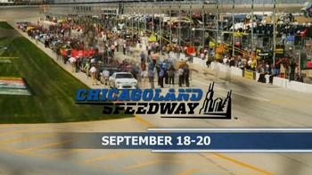 Chicagoland Speedway TV Spot, '2015 Nascar Sprint Cup' - Thumbnail 1