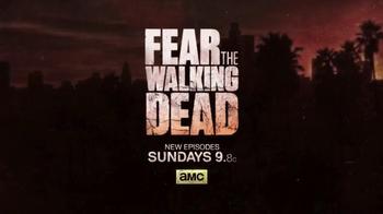 T-Mobile TV Spot, 'AMC: Fear the Walking Dead Exclusive Content' - Thumbnail 7