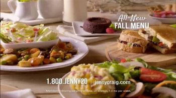 Jenny Craig TV Spot, 'Before and After: Melissa' - 1251 commercial airings
