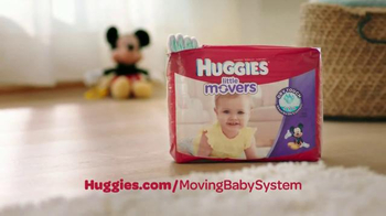 Huggies Little Movers TV Spot, 'Set Them Free' - Thumbnail 8