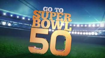 Campbell's Chunky Soup TV Spot, 'Super Bowl 50' - Thumbnail 2