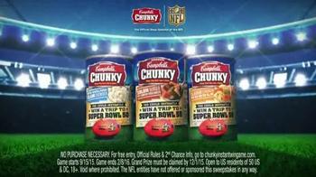Campbell's Chunky Soup TV Spot, 'Super Bowl 50' - Thumbnail 5