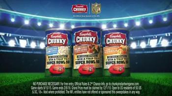 Campbell's Chunky Soup TV Spot, 'Super Bowl 50' - Thumbnail 6
