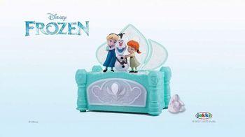 Disney Frozen Musical Jewelry Box TV Spot, 'Do You Want to Build a Snowman' - Thumbnail 9