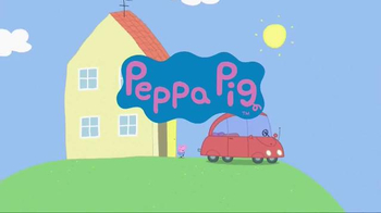 Peppa Pig Playsets TV Spot, 'Playdate at Peppa's Deluxe House' - Thumbnail 1