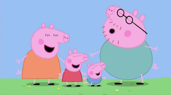 Peppa Pig Playsets TV Spot, 'Playdate at Peppa's Deluxe House' - Thumbnail 6