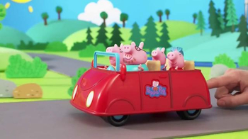 Peppa Pig Playsets TV Spot, 'Playdate at Peppa's Deluxe House' - 2199 commercial airings
