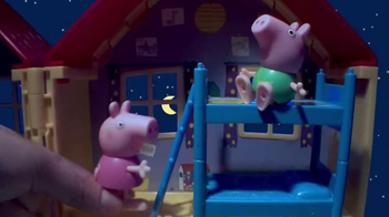 Peppa Pig Playsets TV Spot, 'Playdate at Peppa's Deluxe House' - Thumbnail 3