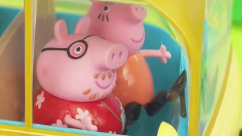 Peppa Pig Playsets TV Spot, 'Playdate at Peppa's Deluxe House' - Thumbnail 4