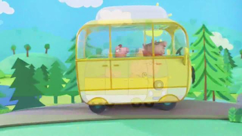 Peppa Pig Playsets TV Spot, 'Playdate at Peppa's Deluxe House' - Thumbnail 5