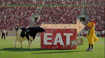 Chick-fil-A TV Spot, 'Chicken Mascot'
