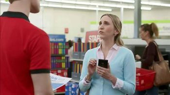 Staples TV Spot, 'Everything You Need for School'