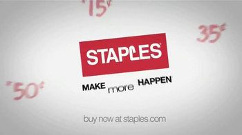 Staples TV Spot, 'Everything You Need for School' - Thumbnail 5