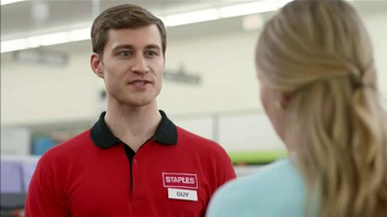Staples TV Spot, 'Everything You Need for School' - Thumbnail 2