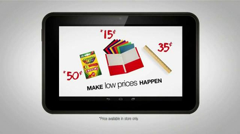 Staples TV Spot, 'Everything You Need for School' - Thumbnail 4