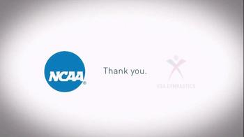 NCAA TV Spot, 'College Athletes' - Thumbnail 9