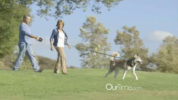 OurTime.com TV Spot, 'Find Someone' - Thumbnail 4