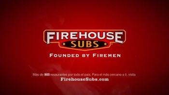 Firehouse Subs Under 500 Calories Menu TV Spot, 'Menos calorías' [Spanish] - Thumbnail 8