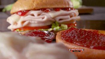 Firehouse Subs Under 500 Calories Menu TV Spot, 'Menos calorías' [Spanish] - Thumbnail 4
