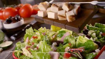 Firehouse Subs Under 500 Calories Menu TV Spot, 'Menos calorías' [Spanish] - Thumbnail 5