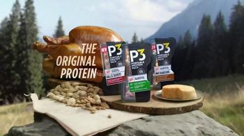 Oscar Mayer P3 Portable Protein Pack TV Spot, 'Crockett' - Thumbnail 7