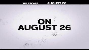 No Escape - Alternate Trailer 9