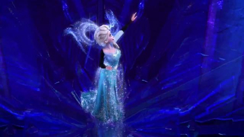 Disney Frozen Singing Elsa TV Spot, 'Magic Sing-along' - Thumbnail 1