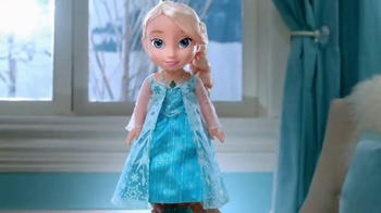 Disney Frozen Singing Elsa TV Spot, 'Magic Sing-along' - Thumbnail 2