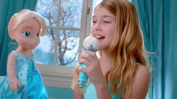 Disney Frozen Singing Elsa TV Spot, 'Magic Sing-along' - Thumbnail 5