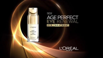 L'Oreal Paris Age Perfect Eye Renewal TV Spot, 'Renew' Feat. Julianne Moore - Thumbnail 3