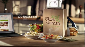 Olive Garden Buy One, Take One TV Spot, 'It's Back' - Thumbnail 9