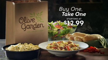 Olive Garden Buy One, Take One TV Spot, 'It's Back' - Thumbnail 2