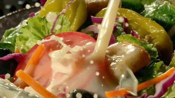 Olive Garden Buy One, Take One TV Spot, 'It's Back' - Thumbnail 5