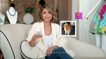 Domino's TV Spot, 'Sarah Loves Emoji' Featuring Sarah Hyland