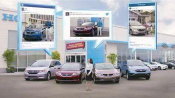 Honda Summer Clearance Event TV Spot, 'Nice Wheels!' - 1226 commercial airings
