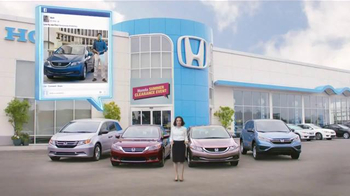 Honda Summer Clearance Event TV Spot, 'Nice Wheels!' - Thumbnail 2