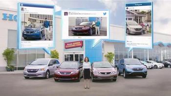 Honda Summer Clearance Event TV Spot, 'Nice Wheels!' - Thumbnail 6