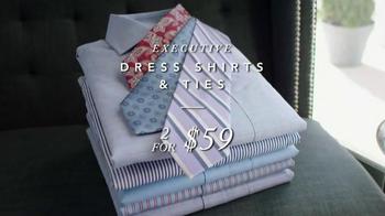 JoS. A. Bank TV Spot, 'Traveler Casual Pants, Dress Shirts & Ties' - Thumbnail 4