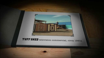 Tuff Shed Anniversary Sale TV Spot, 'Stand the Test of Time' - Thumbnail 2