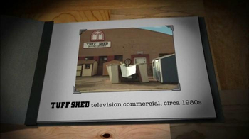 Tuff Shed Anniversary Sale TV Spot, 'Stand the Test of Time' - Thumbnail 3