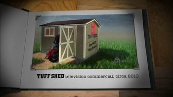 Tuff Shed Anniversary Sale TV Spot, 'Stand the Test of Time' - Thumbnail 4