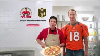 Papa John's Pizza Kickoff Special TV Spot, 'Football Season' - Thumbnail 7
