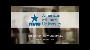 American Military University TV Spot, 'They Get It' - Thumbnail 10